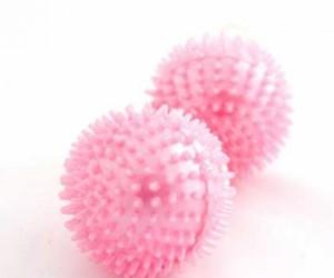 SOFT PINK DUO BALLS