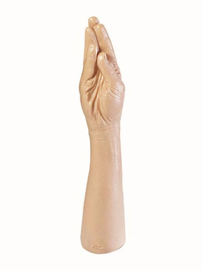 THE HAND SEX TOY 15 INCH