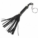 A SMALL SHADE KEY CHAIN WHIP