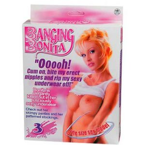 BANGING BONITA LIFE LIKE SEX DOLL