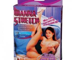 DIANNA STRETCH LIFE SIZE LOVE DOLL