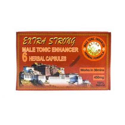 Extra strong herbal viagra