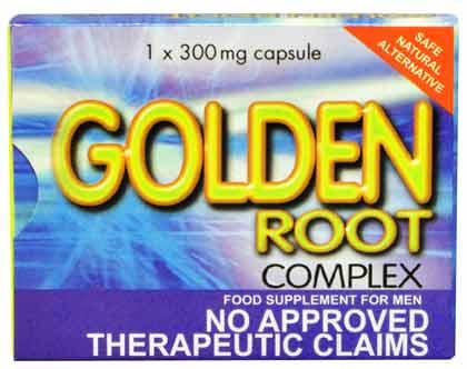 GOLDEN ROOT COMPLEX 12 CAPSULES