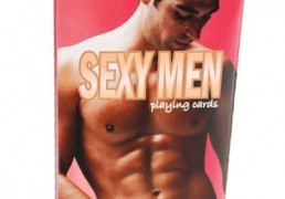 SEXY MEN NUDE PLAYING CARDS