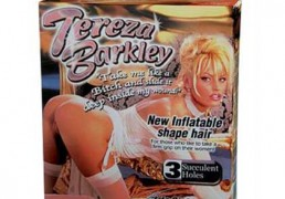 TEREZA BARKLEY DOGGY STYLE SEX DOLL