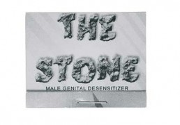 THE STONE PENIS DESENSITISER