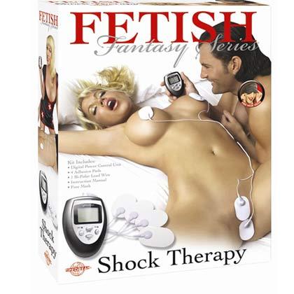 FETISH FANTASY SHOCK THERAPY - ELECTRO SEX KIT