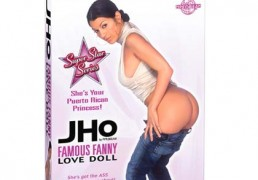 J-HO FANTASY FULL SIZE LOVE DOLL WITH 3 PENETRATING HOLES