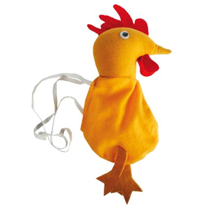 COCK LOINCLOTH ANIMAL WITH SOUND