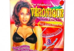 VERONIQUE LIFE SIZE LOVE DOLL WITH 3 PENETRATING HOLES