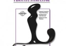 CLASSIX 4 INCH PROSTATE STIMULATOR BLACK