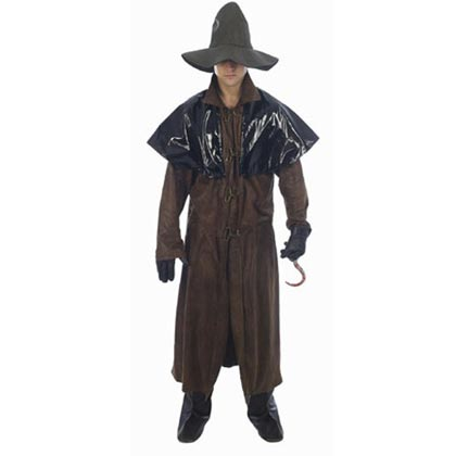 DEAD FISHERMAN COSTUME