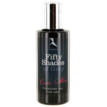 COME ALIVE FIFTY SHADES OF GREY PLEASURE GEL FOR HER 30ml