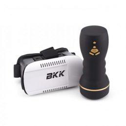 BKK Virtual Reality Masturbator Device